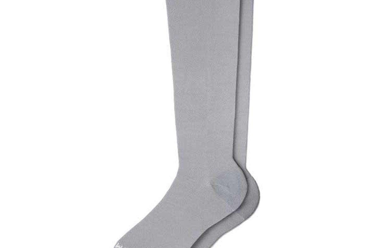 comrad champions solid knee high compression socks