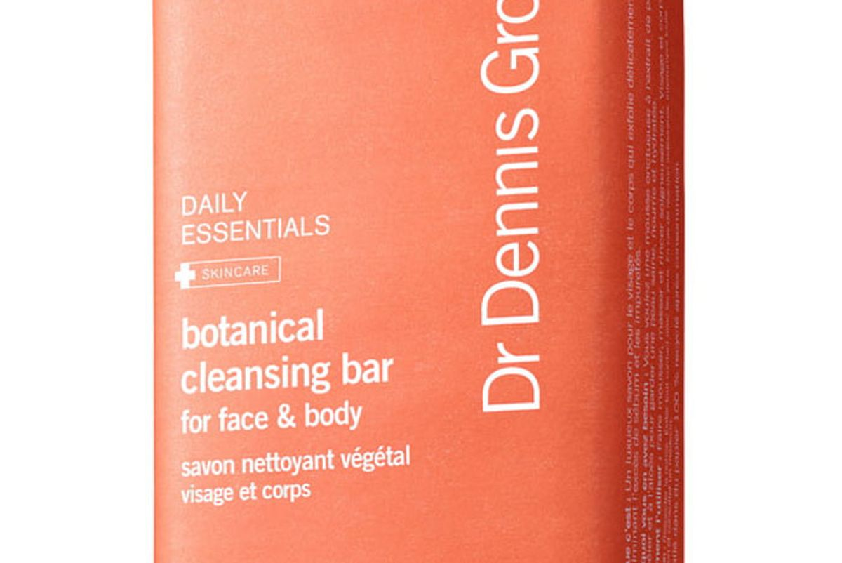 dr dennis gross skincare botanical cleansing bar with tea tree and aloe