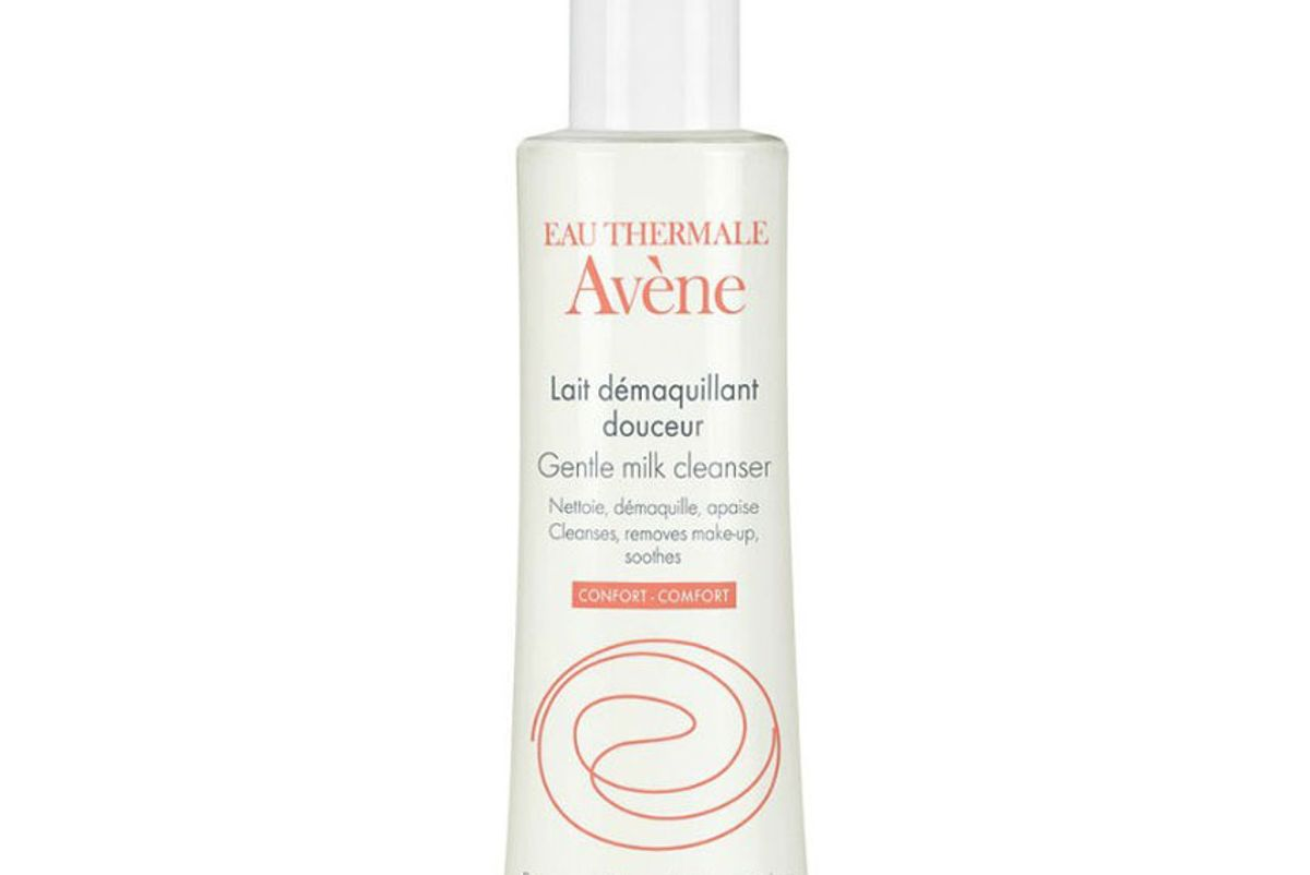 eau thermale avene gentle milk cleanser moisturizing no rinse cleansing lotion for dry skin