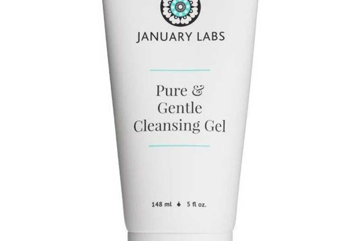 january labs pure and gentle cleansing gel