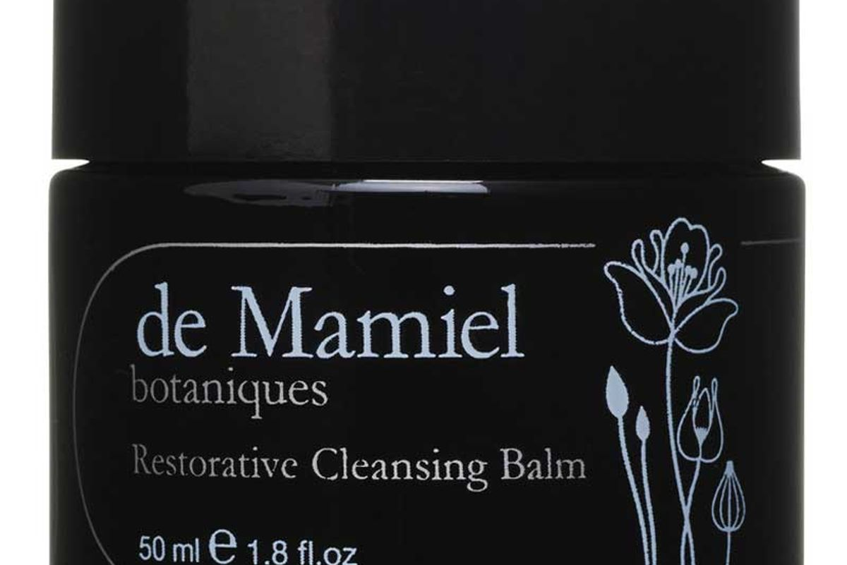 de mamiel restorative cleansing bar