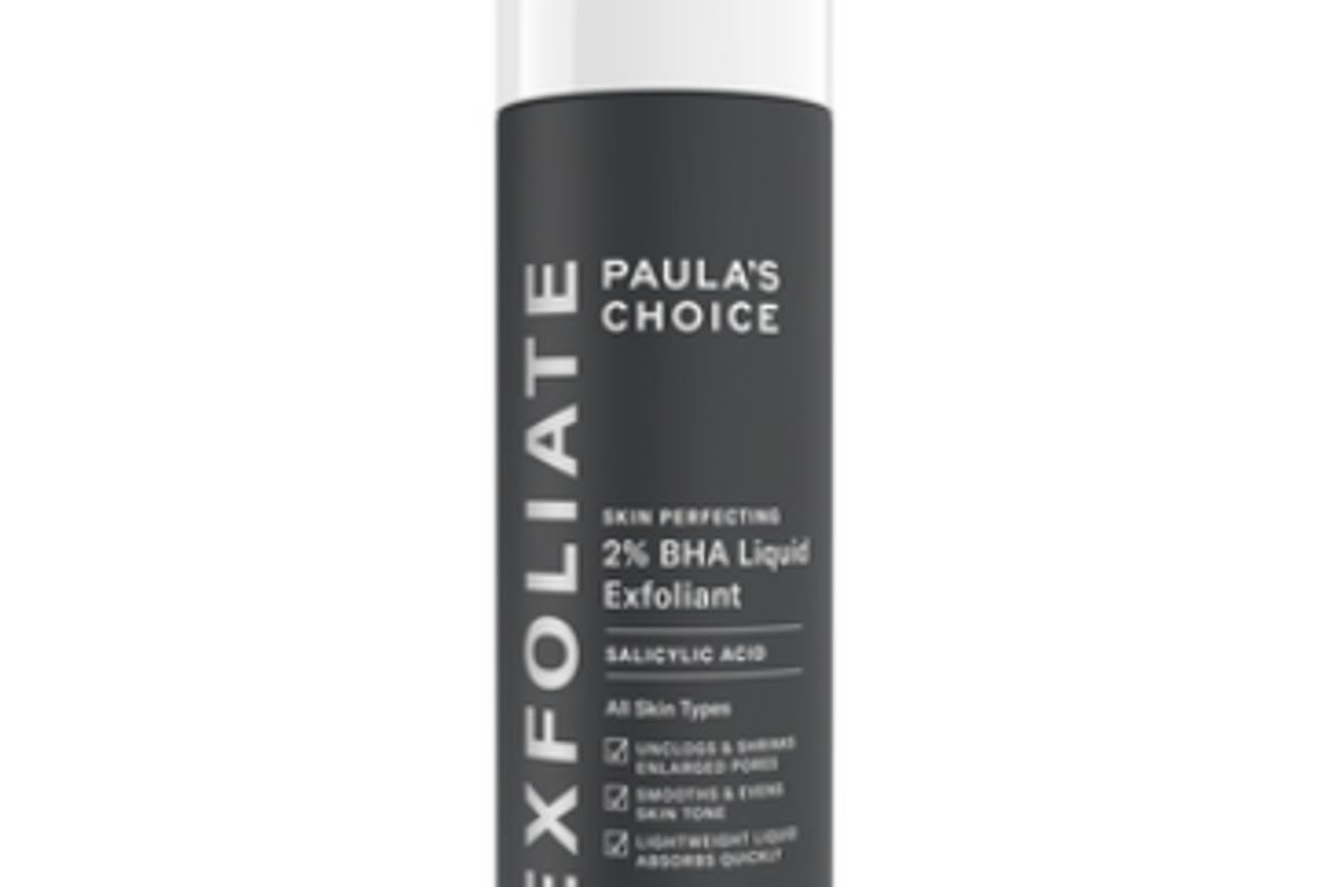 paula's choice skin perfecting two percent bha liquid exfoliant
