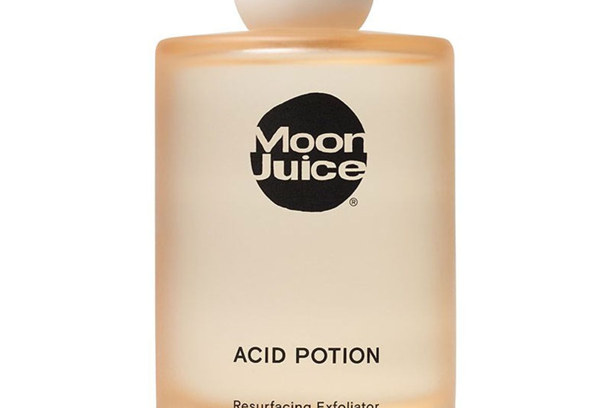 moon juice acid potion resurfacing exfoliator