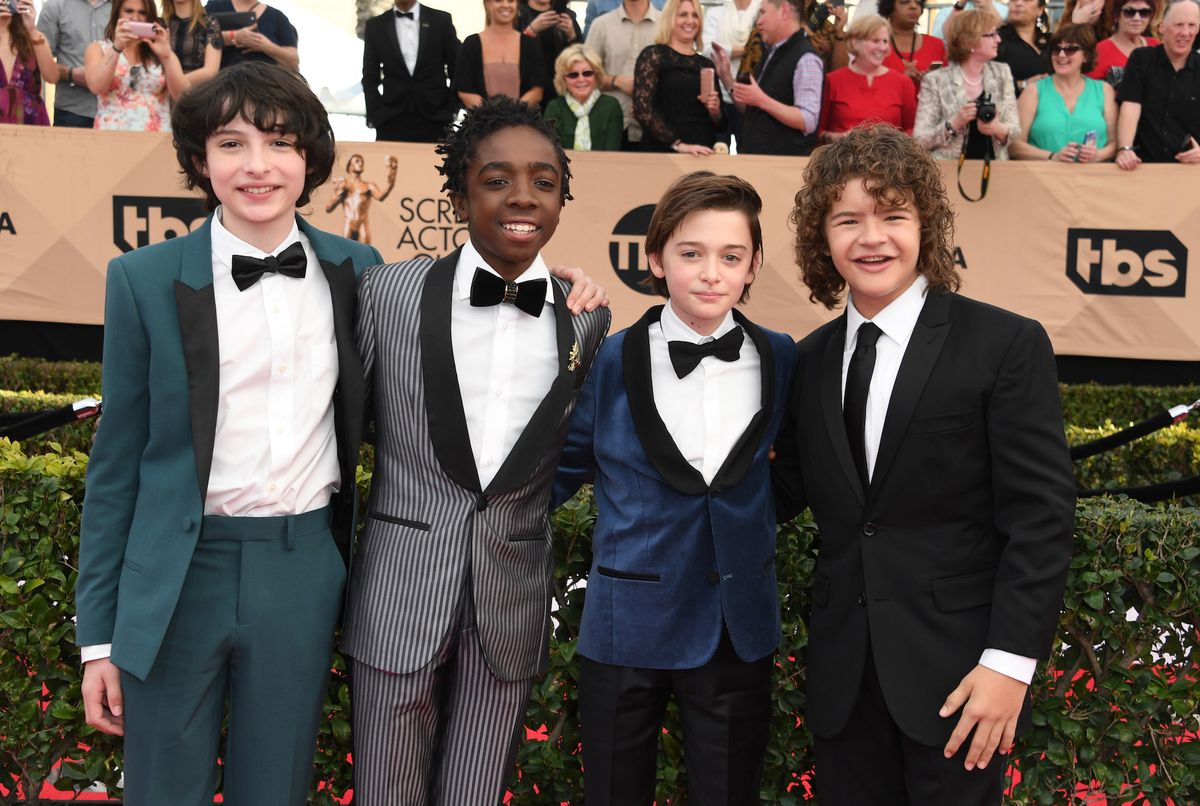 The Best Spoilers From The Screen Actor'––s Guild Awards Red Carpet