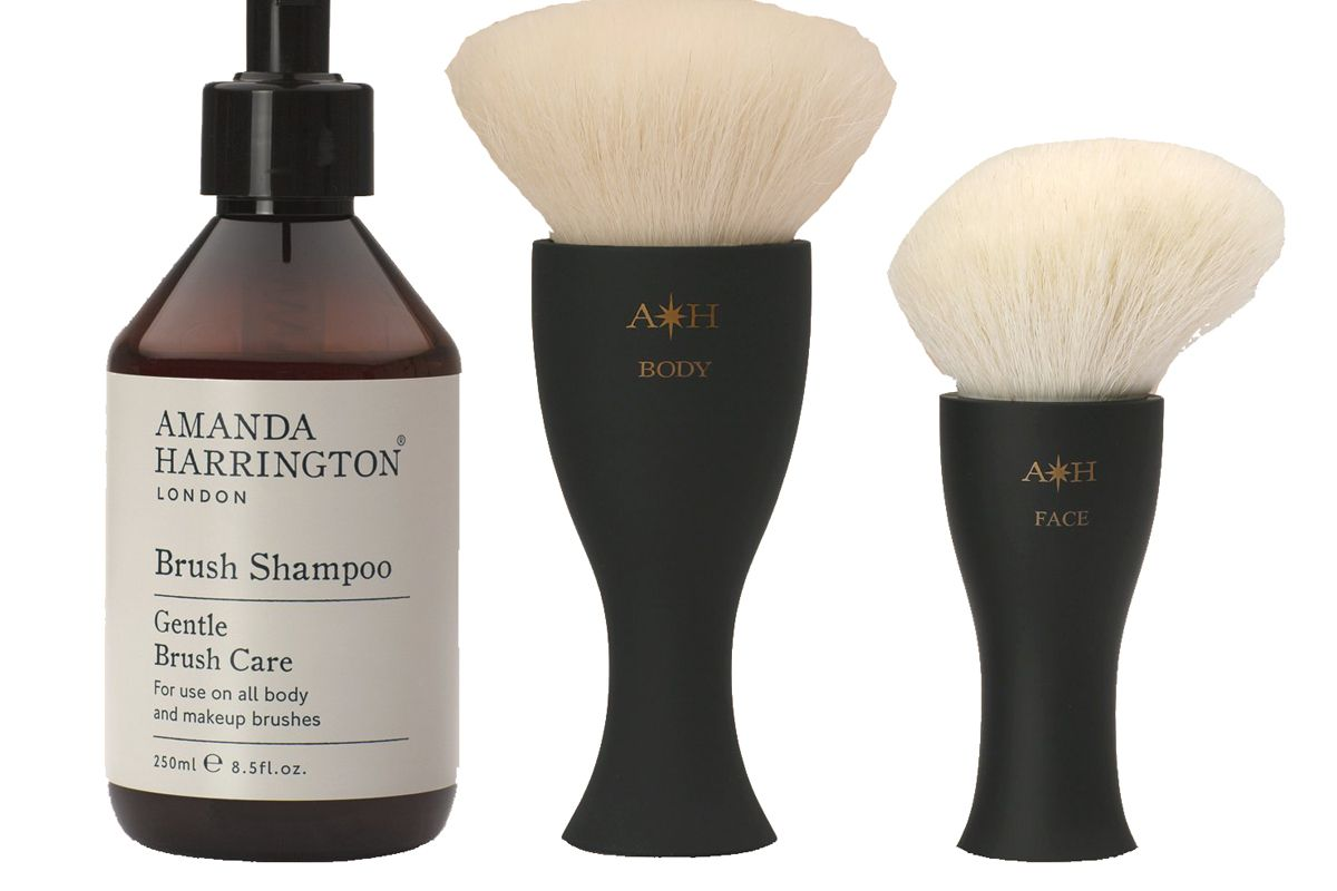 amanda harrington the brush on beauty edit