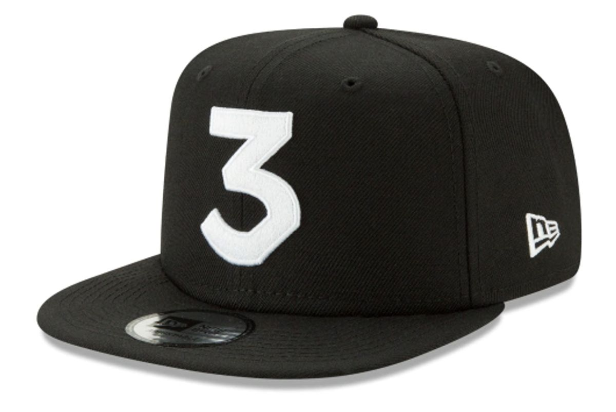 chance the rapper high crown original fit 9fifty snapback