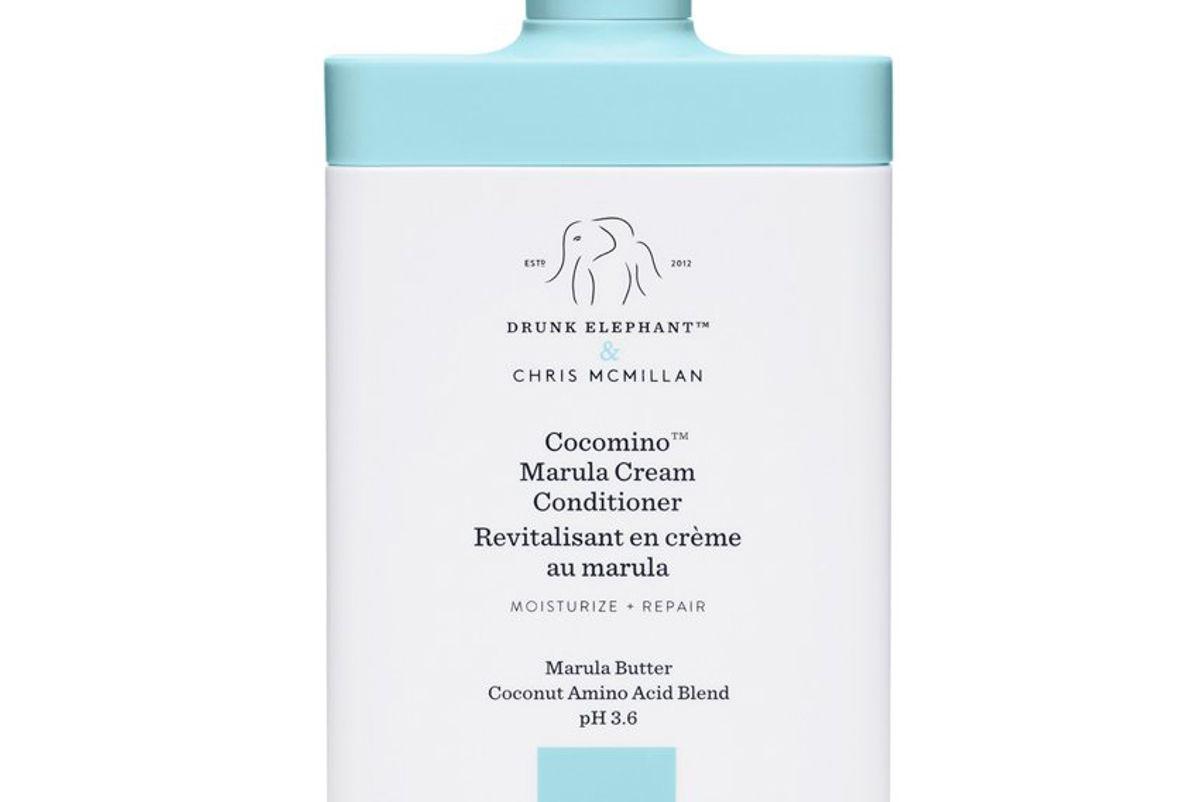 drunk elephant cocomino marula cream conditioner