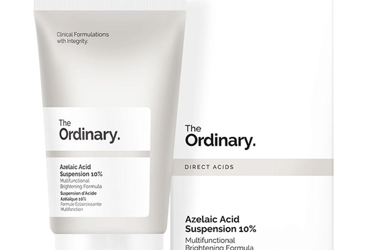 the ordinary azelaic acid suspension 10 percent