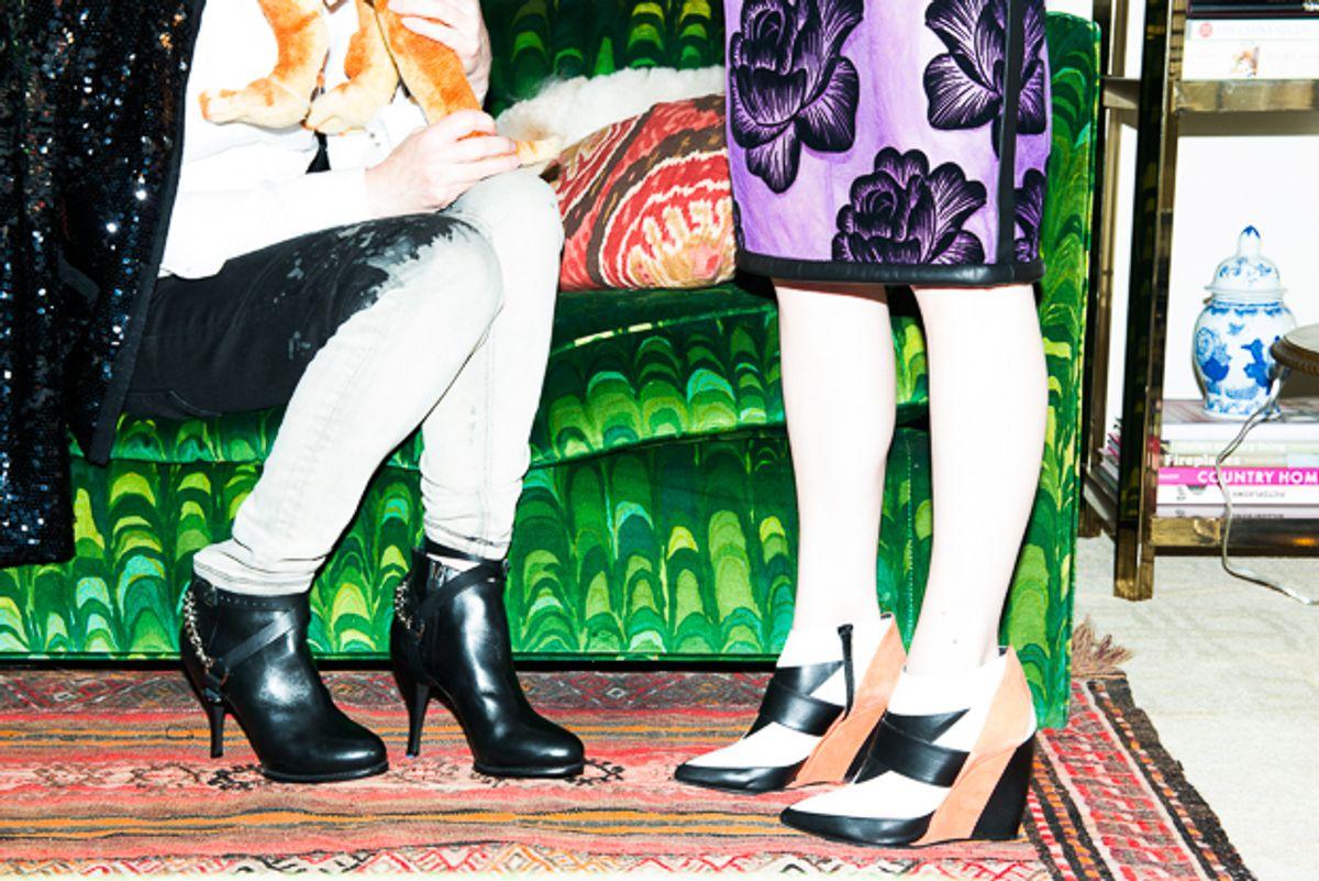 Judy & Jane Aldridge