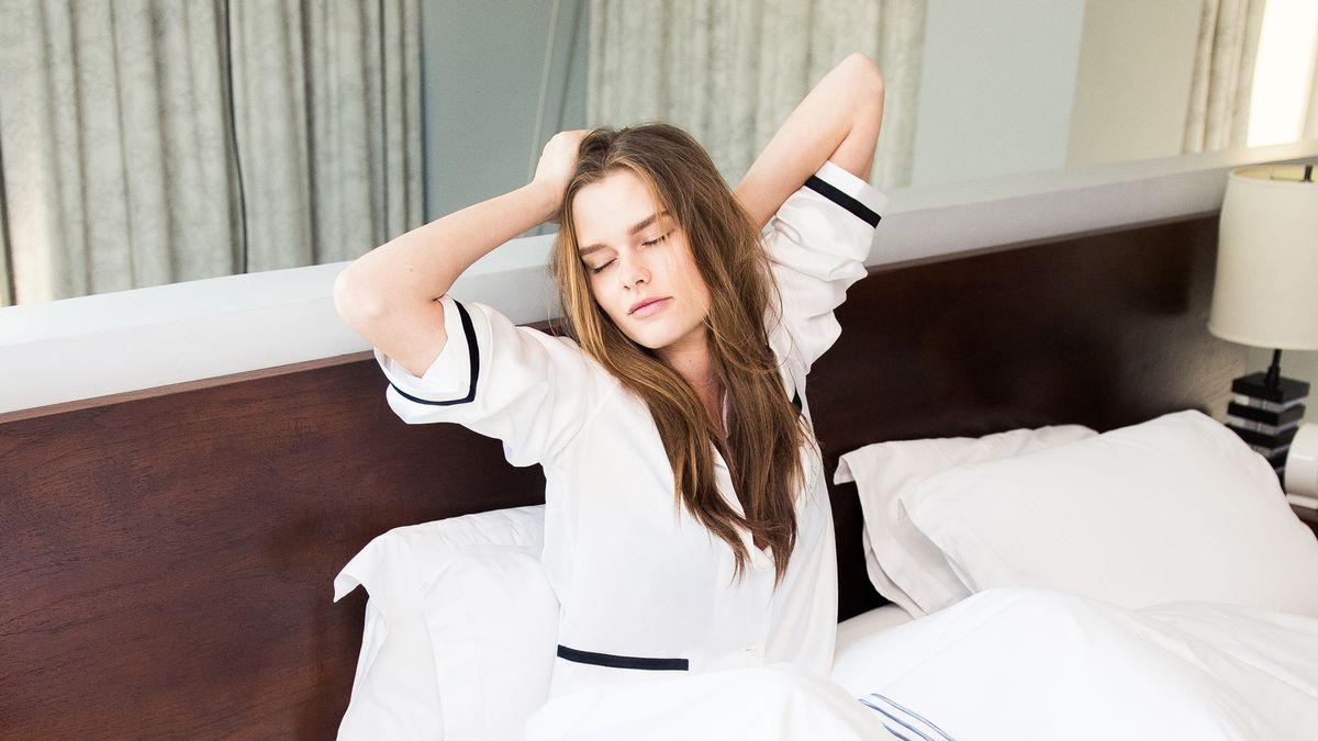 sleep skin damage