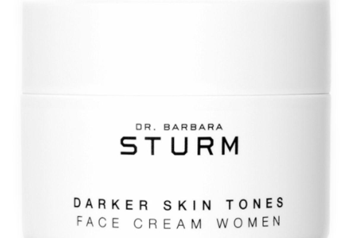 dr barbara sturm darker skin tones face cream
