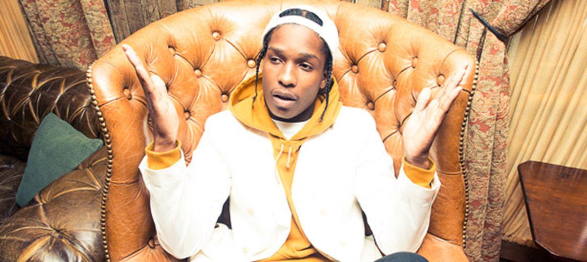 A$AP Rocky's Take on Beauty