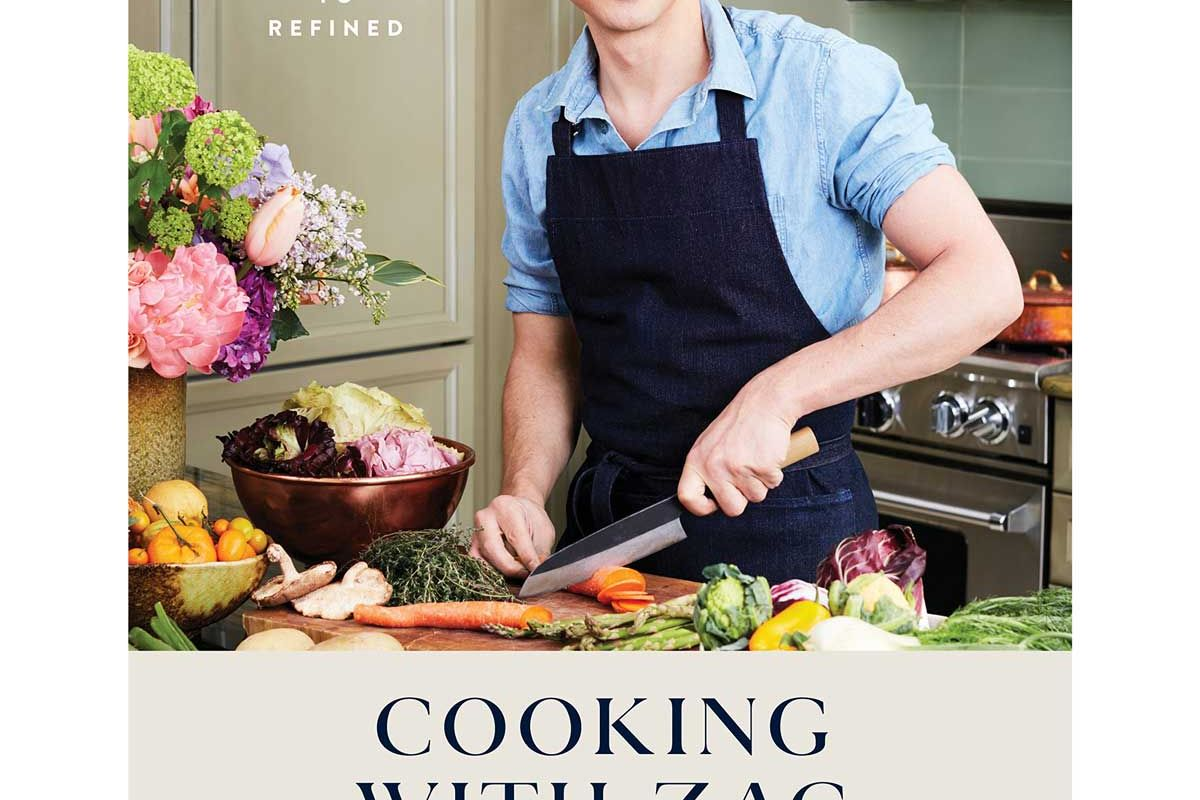 zac posen raquel pelzel cooking wit zac recipes from rustic to refined a cook book