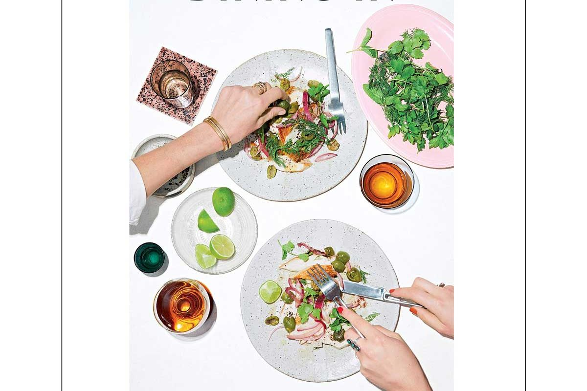 alison roman dining in highly cookable recipes a cookbook