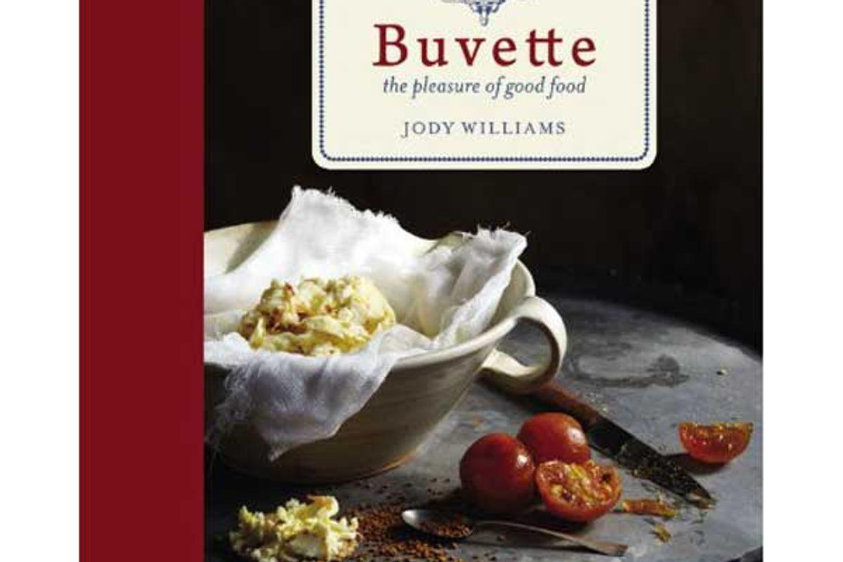 jody williams buvette the pleasure of good food