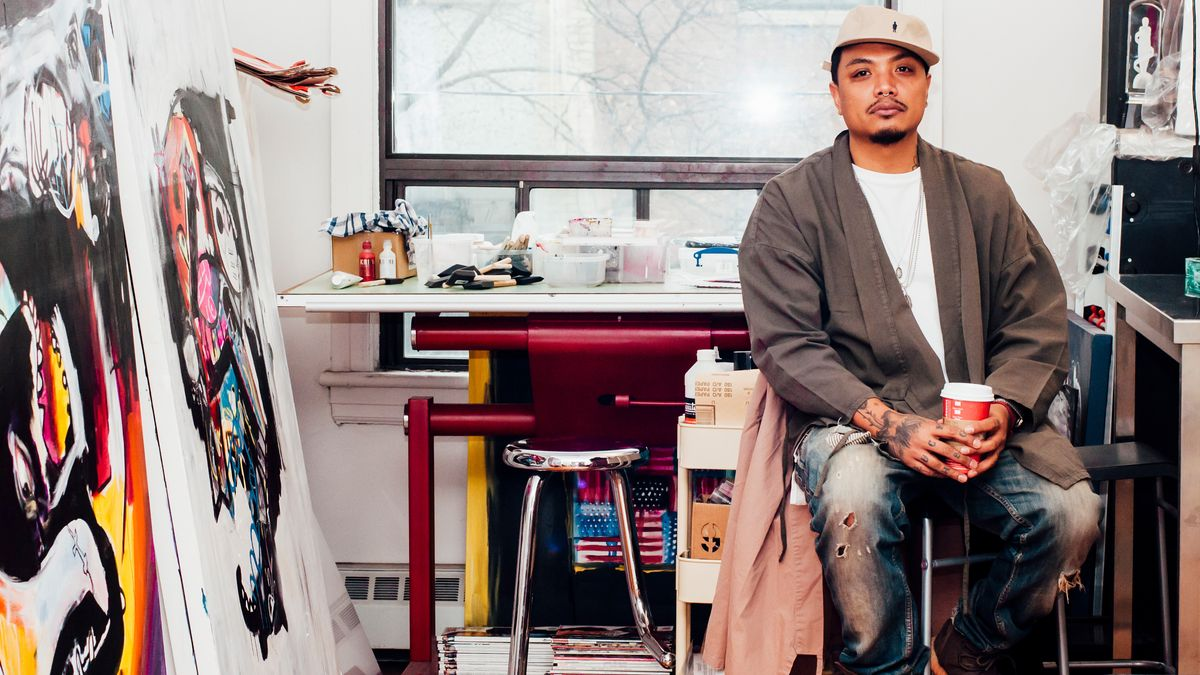 The Toronto Artist Whose Work You're About to See Everywhere