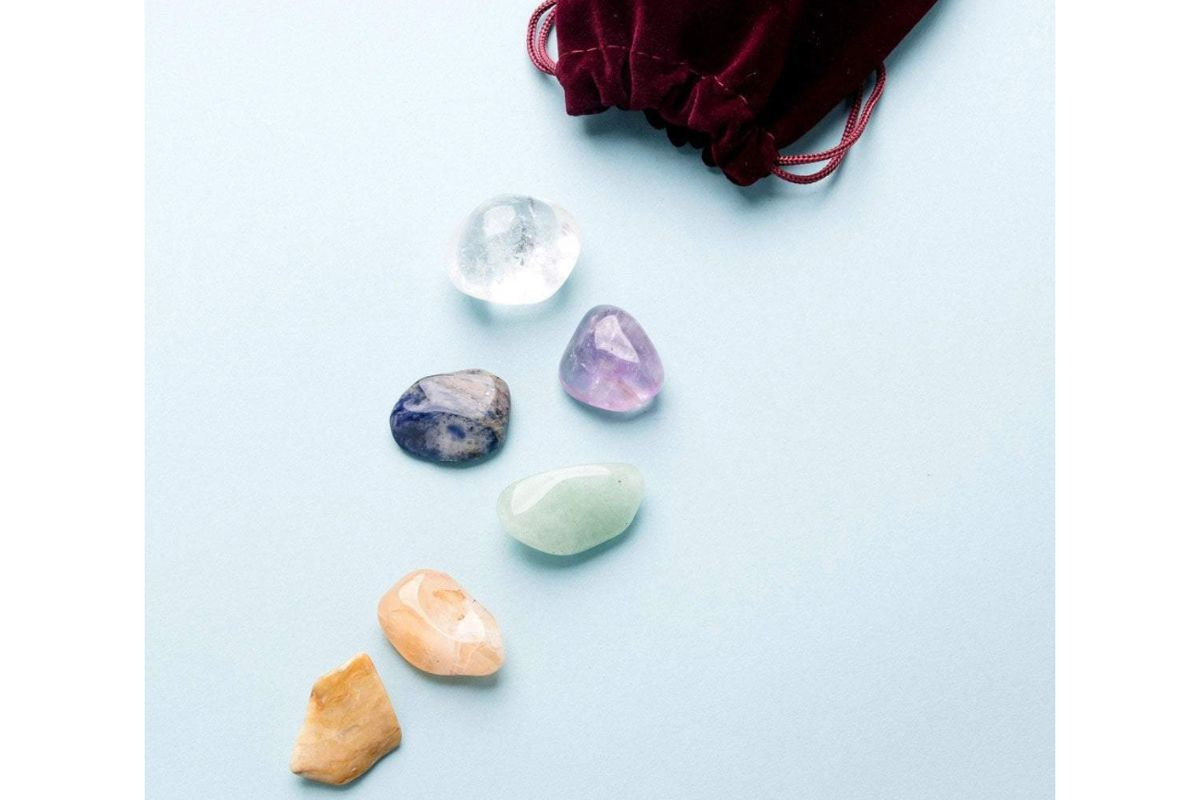 sivana chakra energizing stones