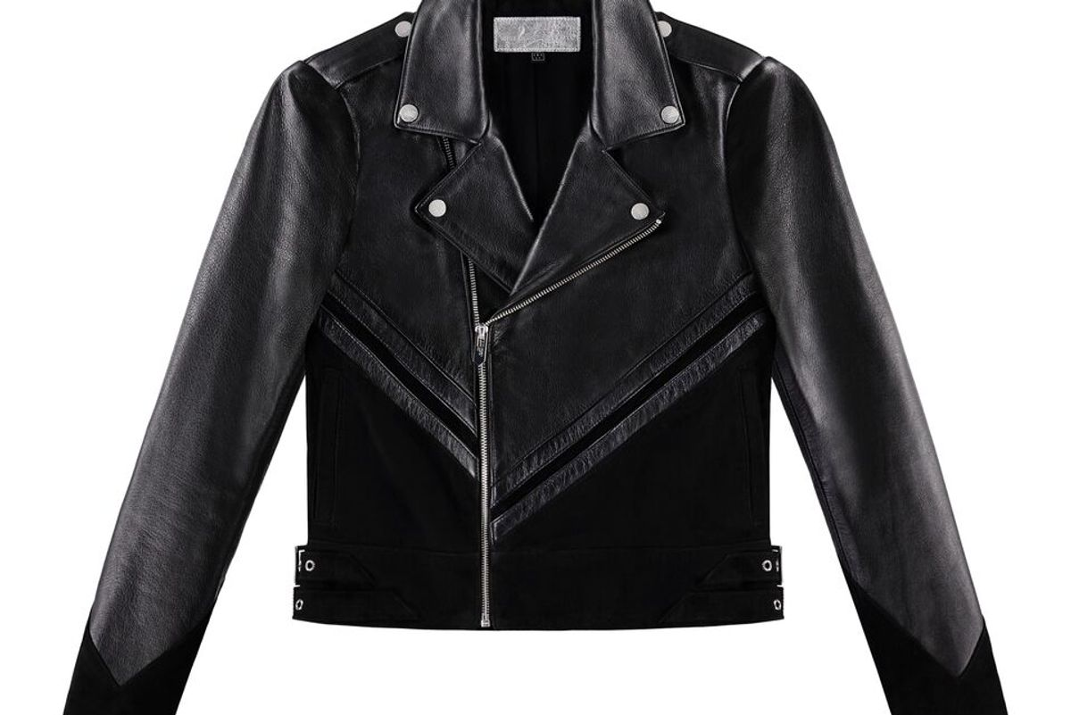 The Mighty Company Leather Jacket