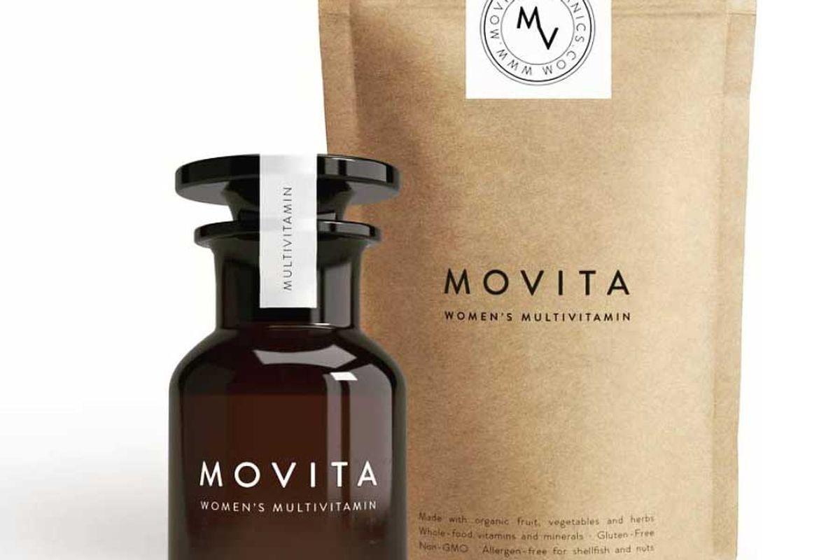 movita multivitamin bottle