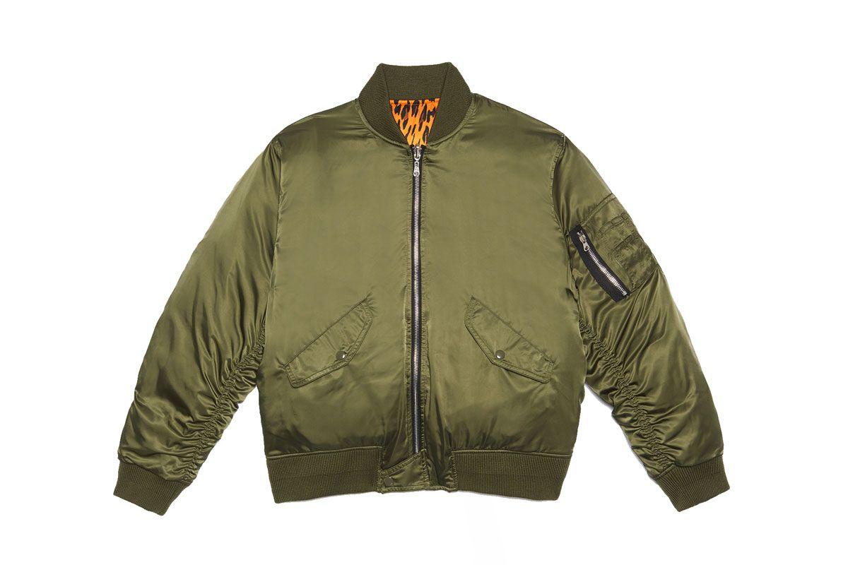 Goldmine Bomber Jacket
