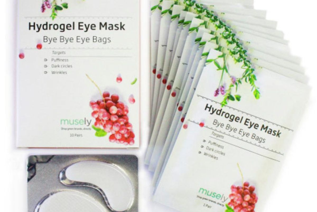 Hydrogel Eye Mask Bye Bye Eye Bags