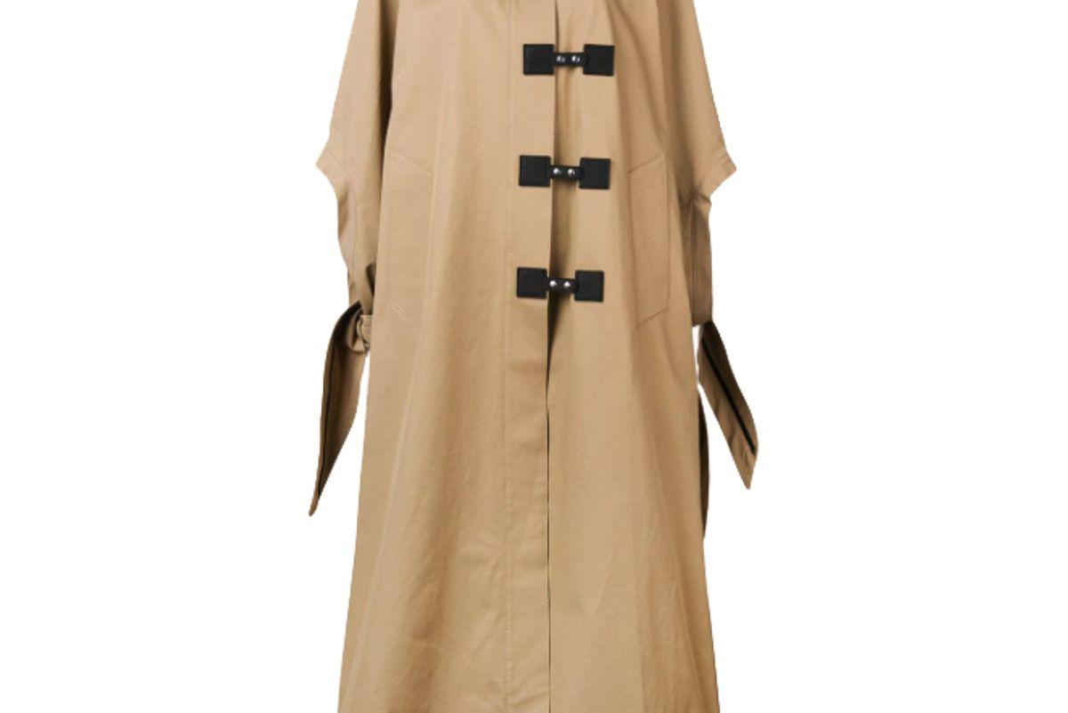 walk of shame oversized swing coat