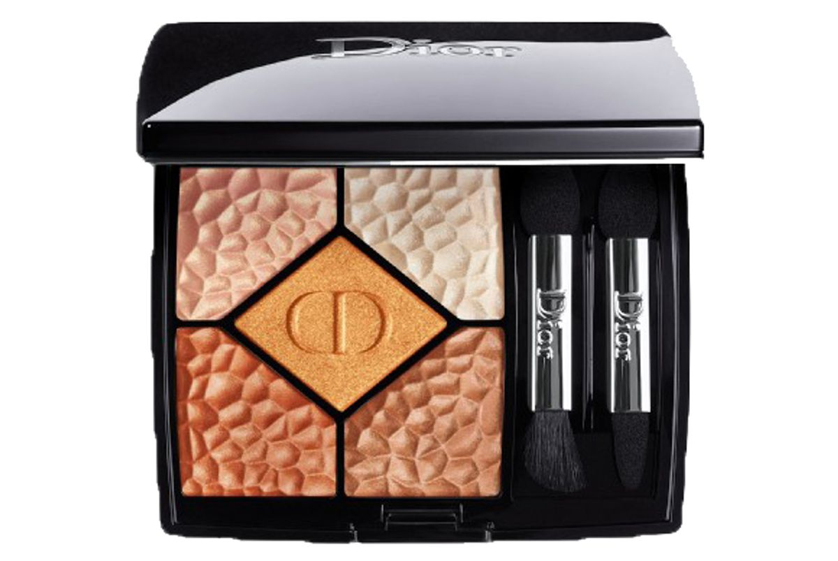 dior 5 couleurs wild earth high fidelity colours and effect eyeshadow palette