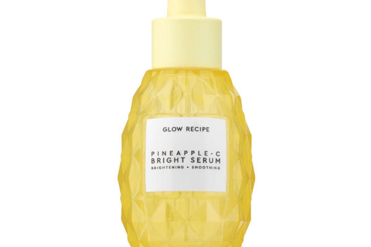 glow recipe pineapple c brightening serum
