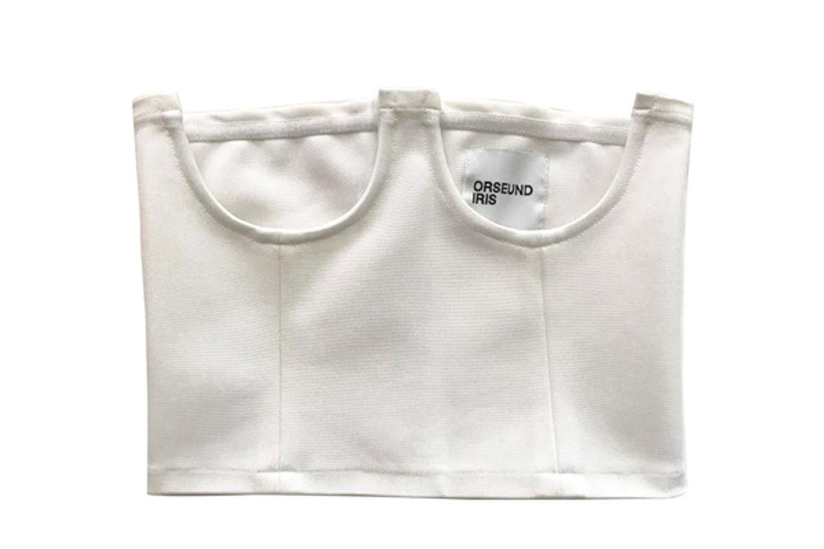 Structured Corset White