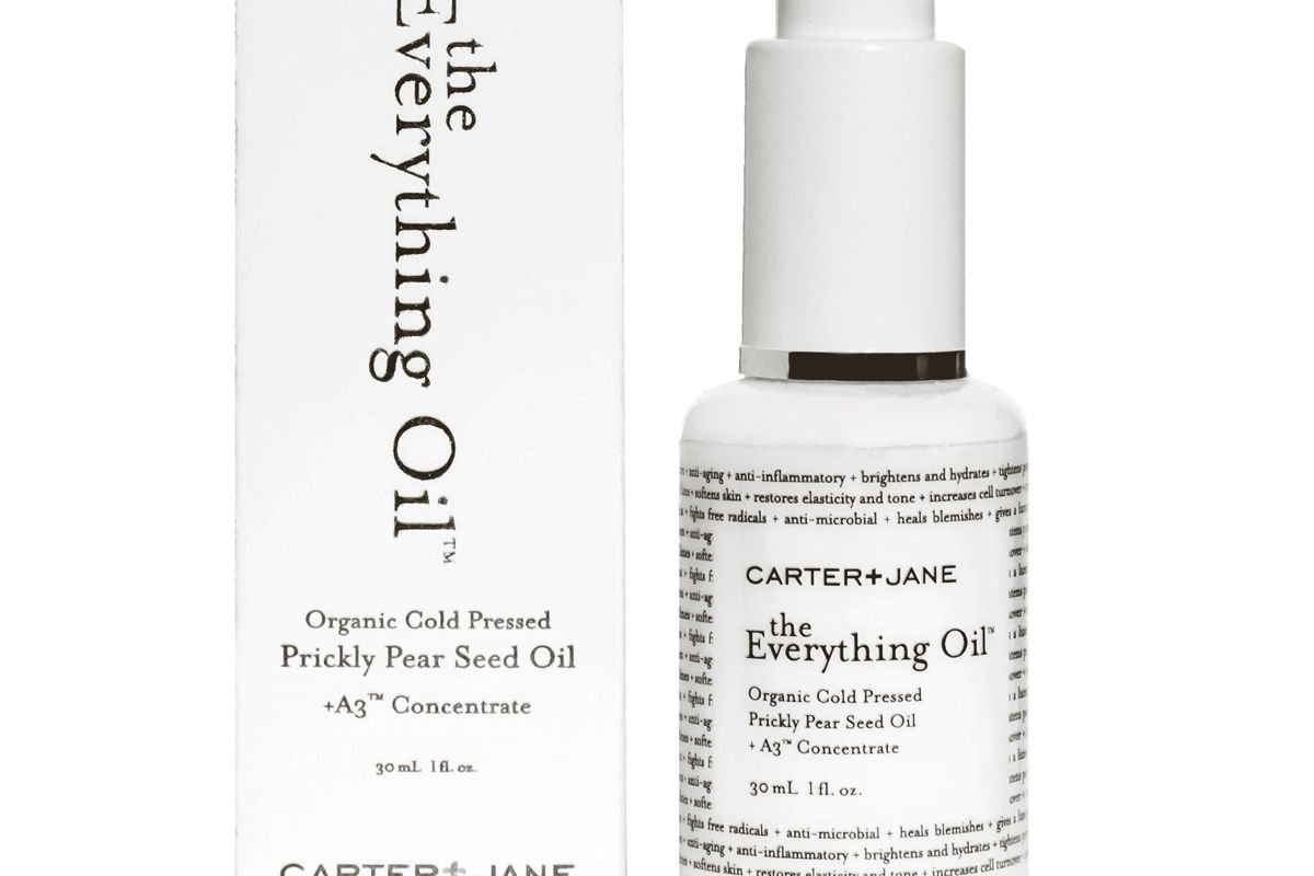 carter and jane the everything oil