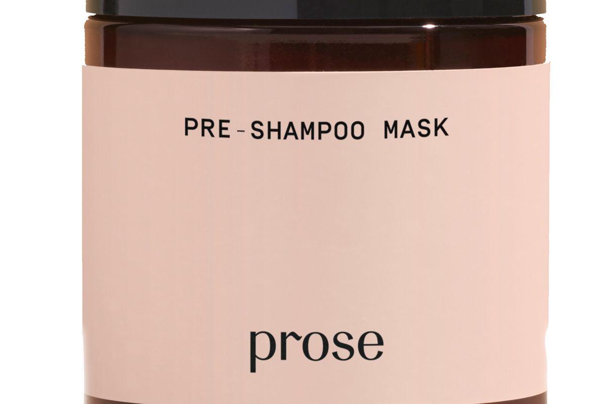 prose pre shampoo hair mask
