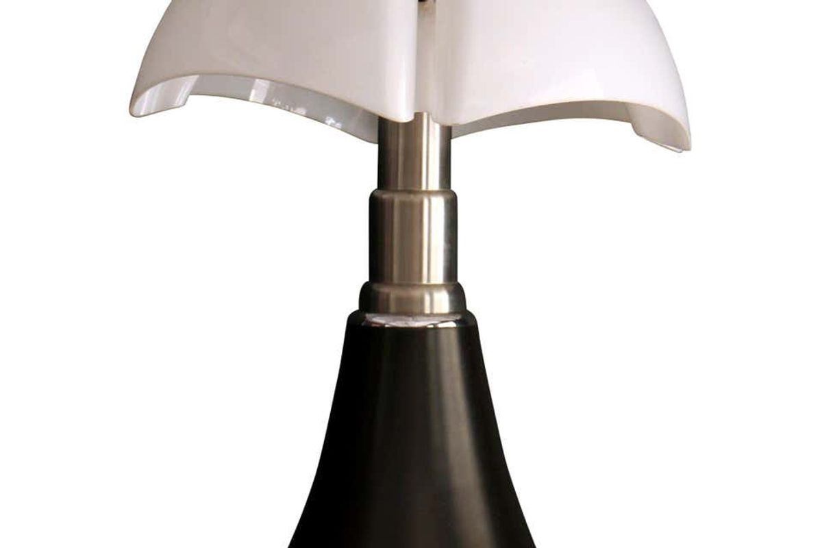 gae aulenti 1980s gae aulenti pipistrello table lamp for martinelli luce