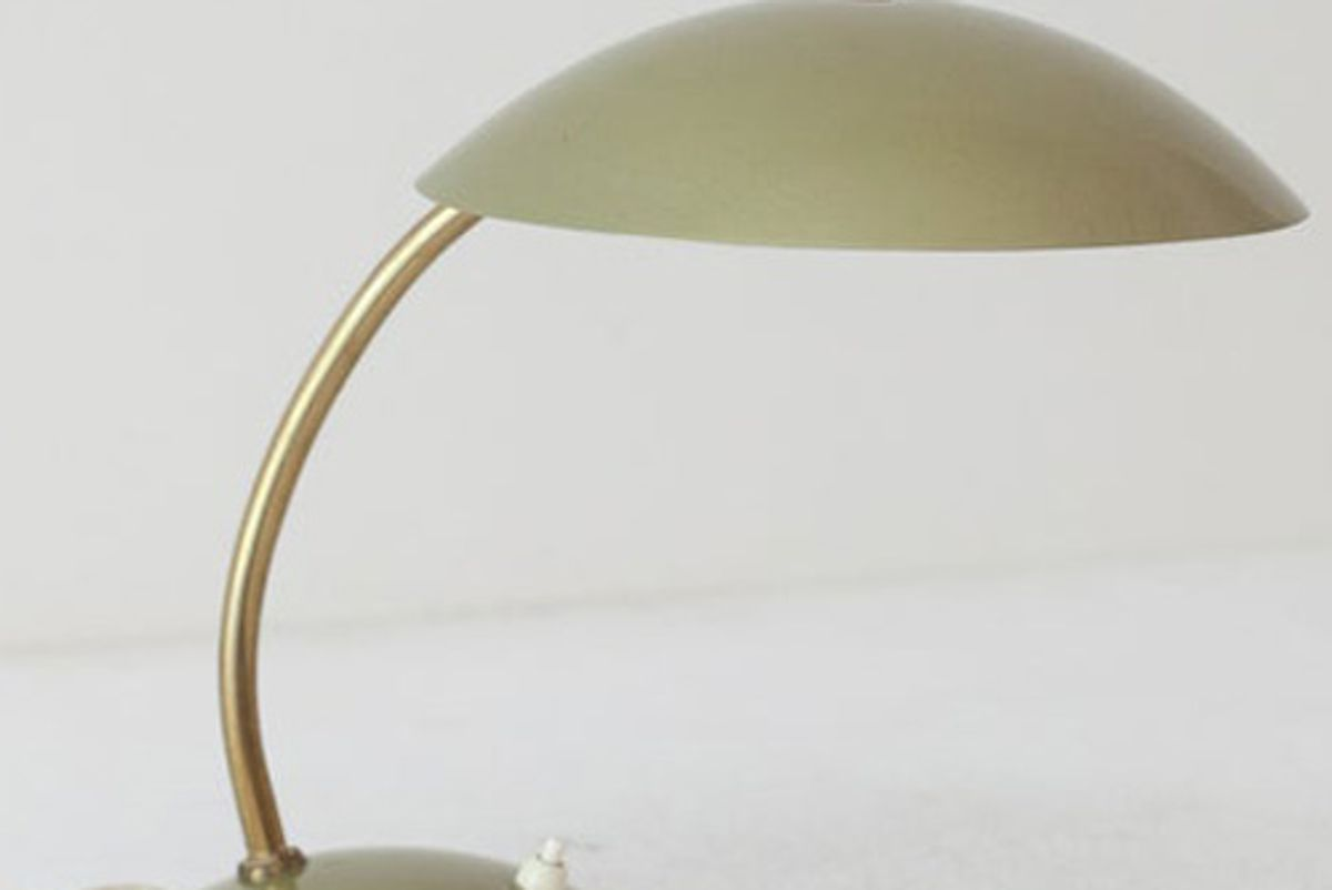 objekte small desk lamp germany 1950s