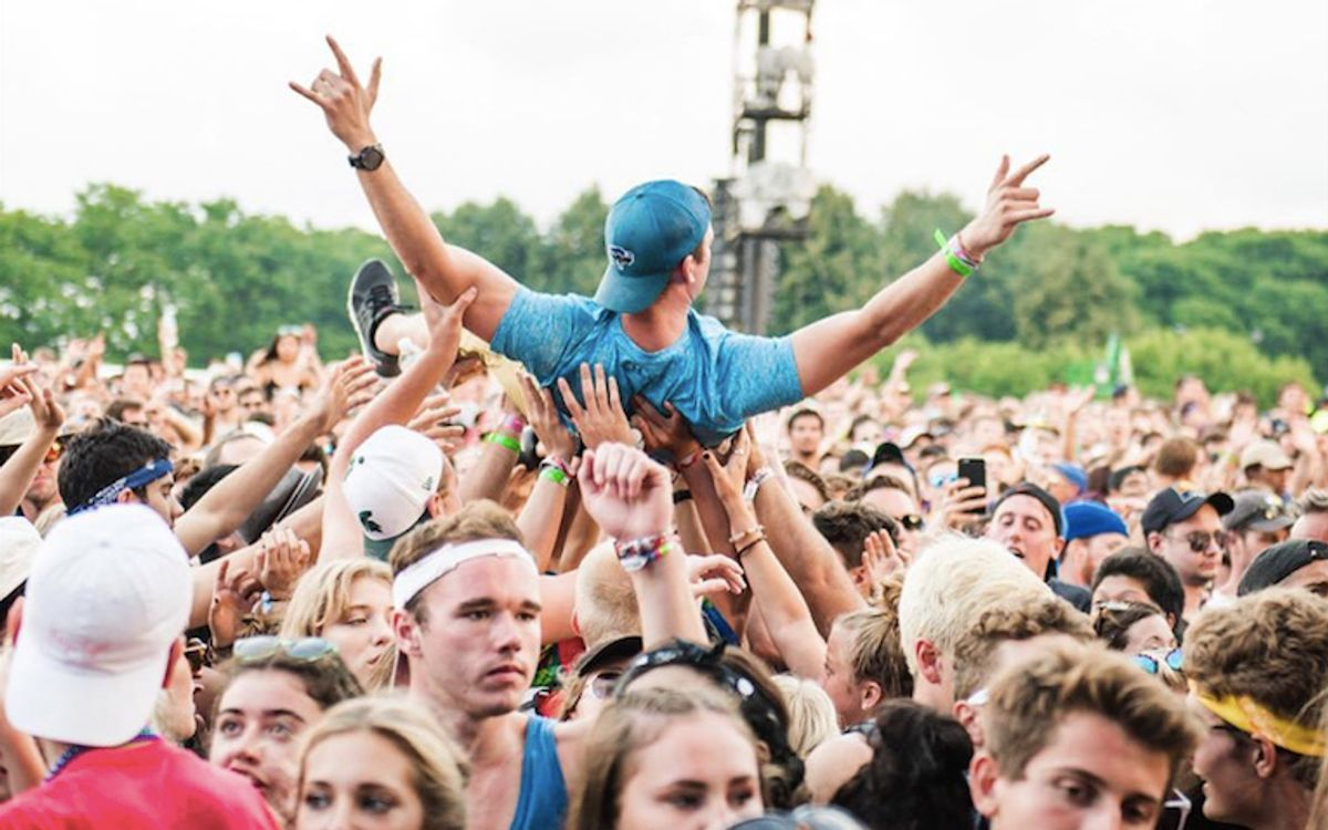 This Is Why Everyone Is Freaking Out Over Lollapalooza