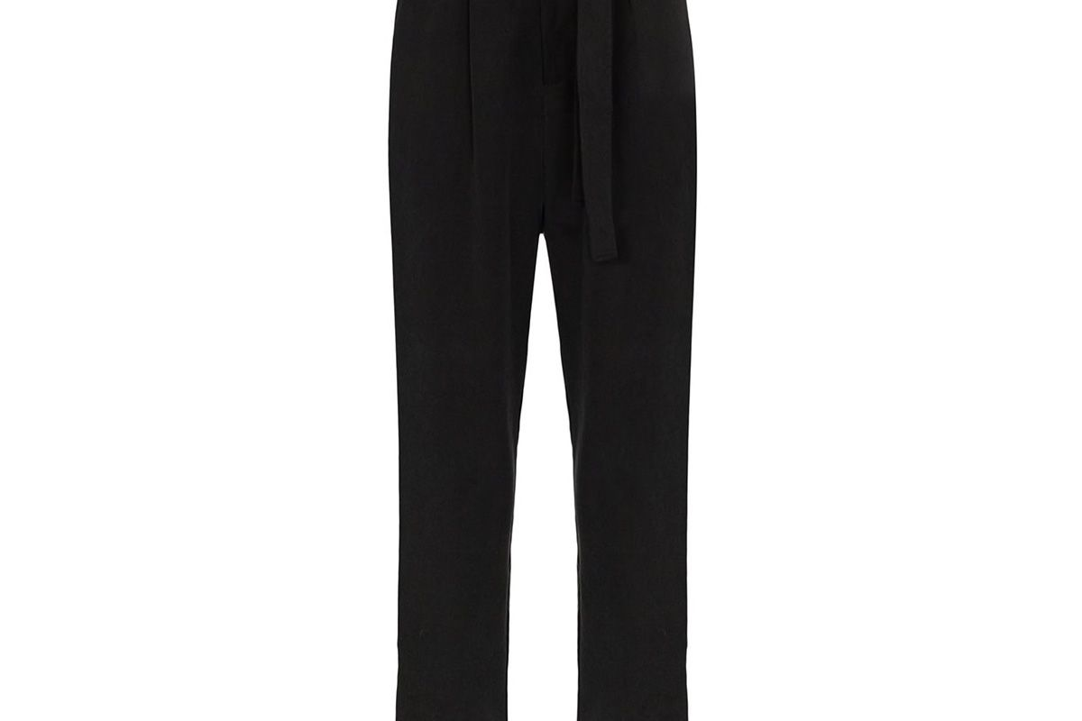 reformation avalon paprbag trousers