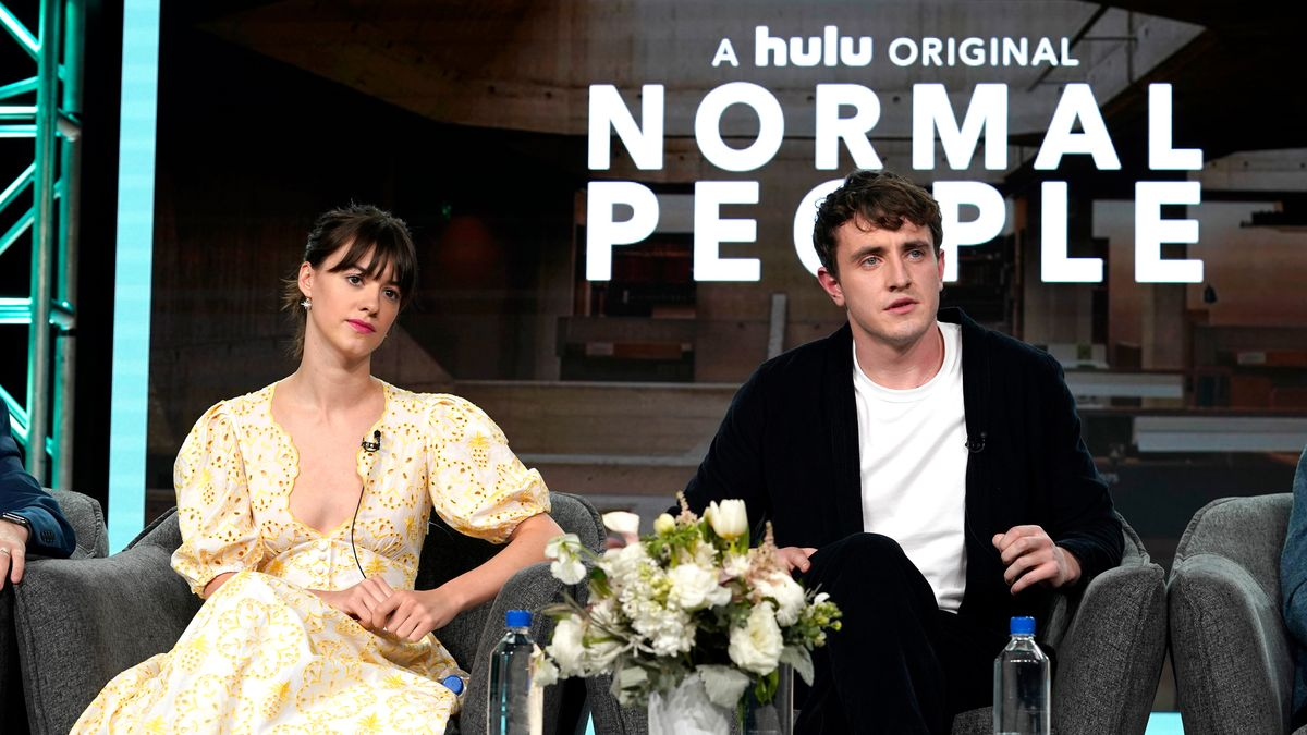 normal people show