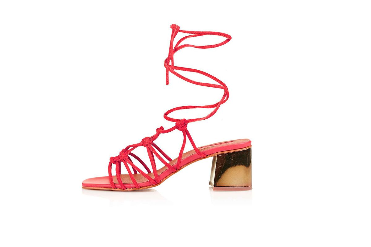 Napoli Knotted Sandals
