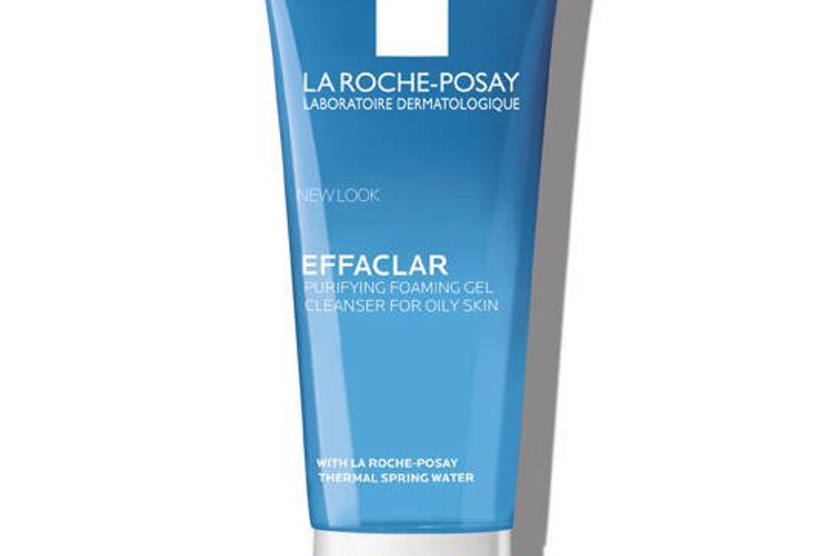 la roche posay effaclar gel facial wash for oily skin