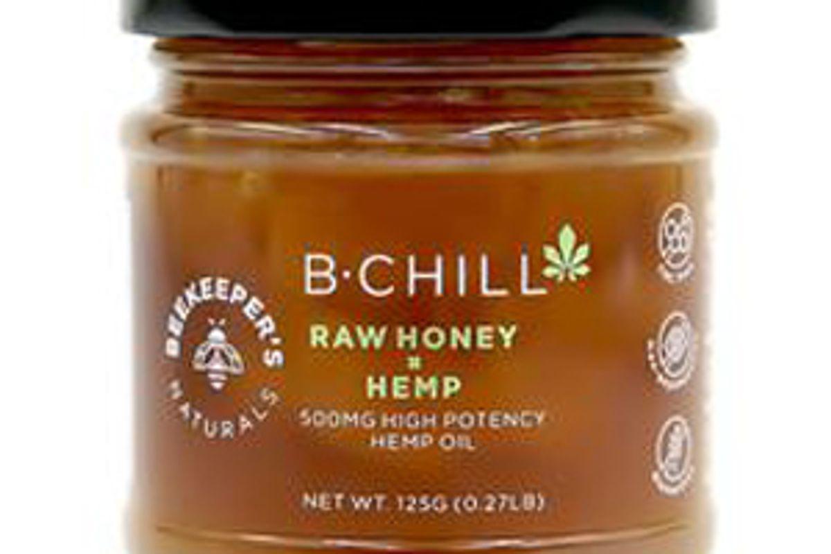 beekeepers naturals b chill honey