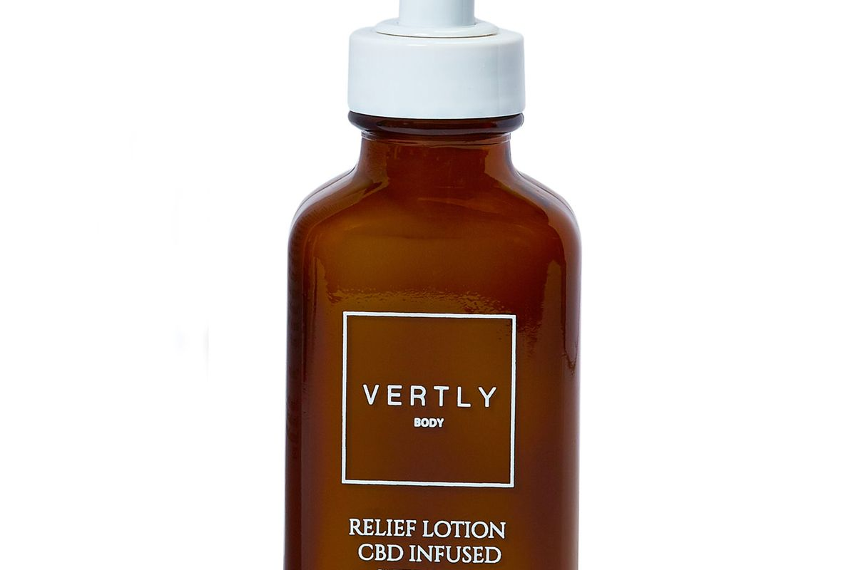 vertly relief lotion