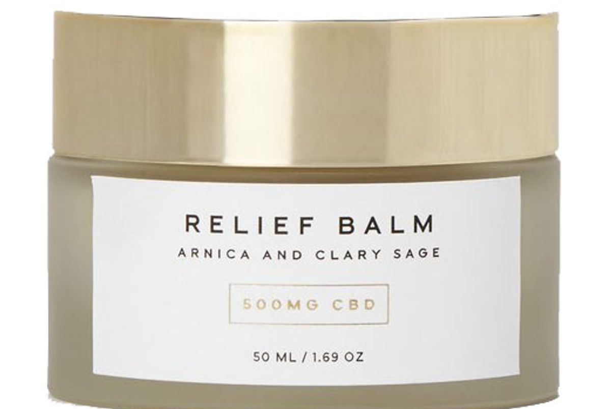 humble flower relief balm