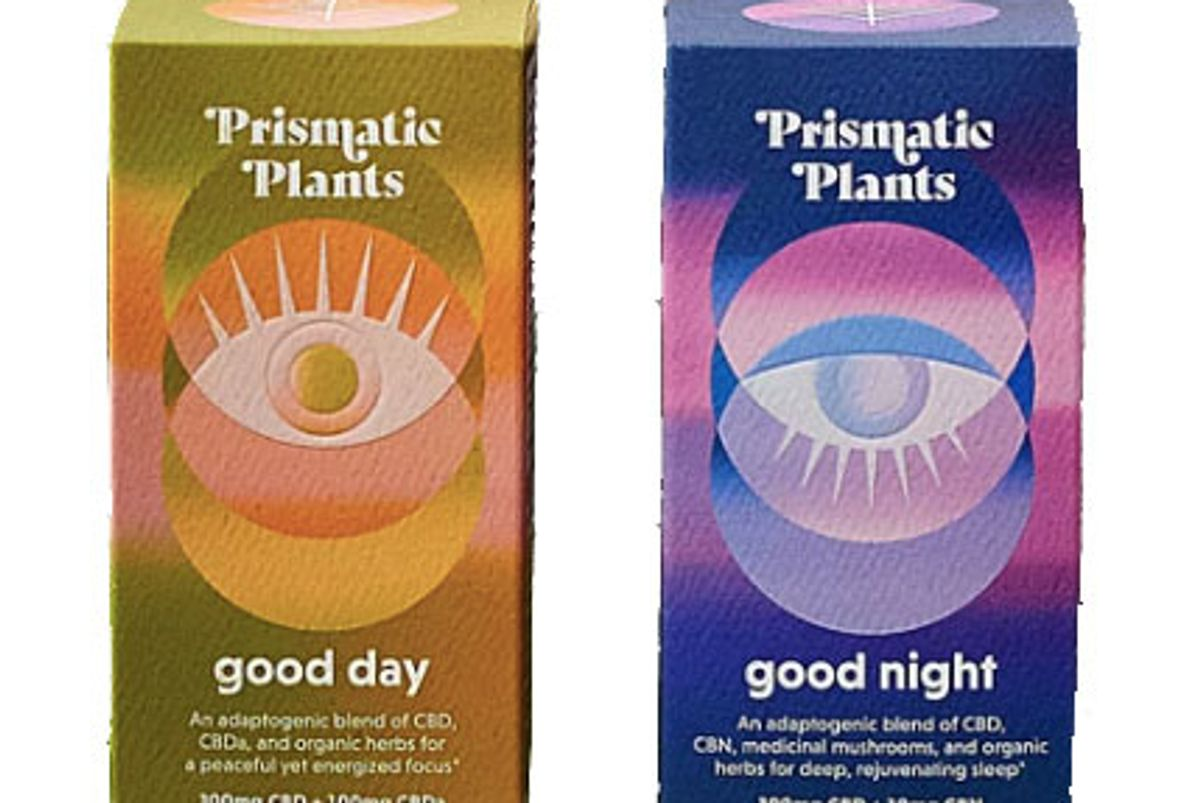 prismatic plants day and night set
