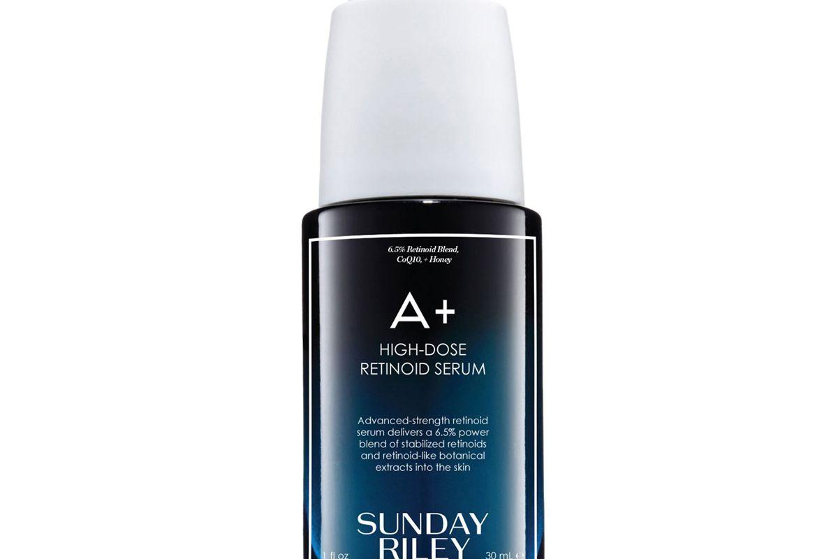 sunday riley high dose retinoid serum