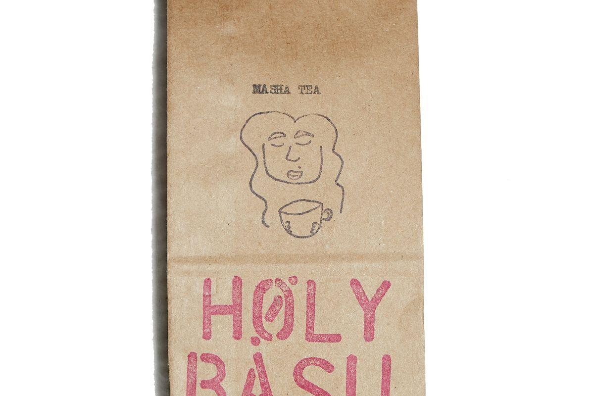 masha tea holy basil
