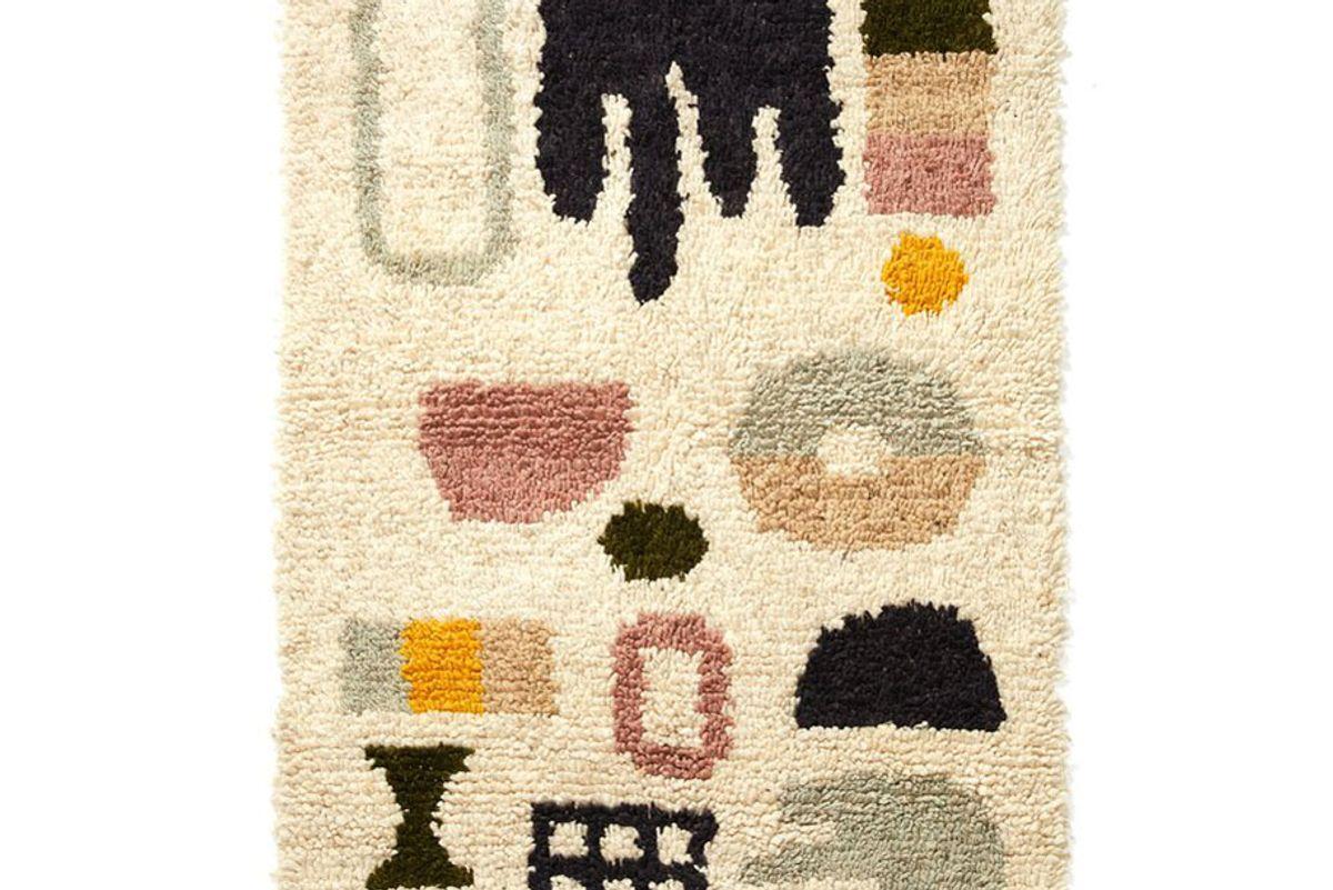 burke decor dream rug in bright