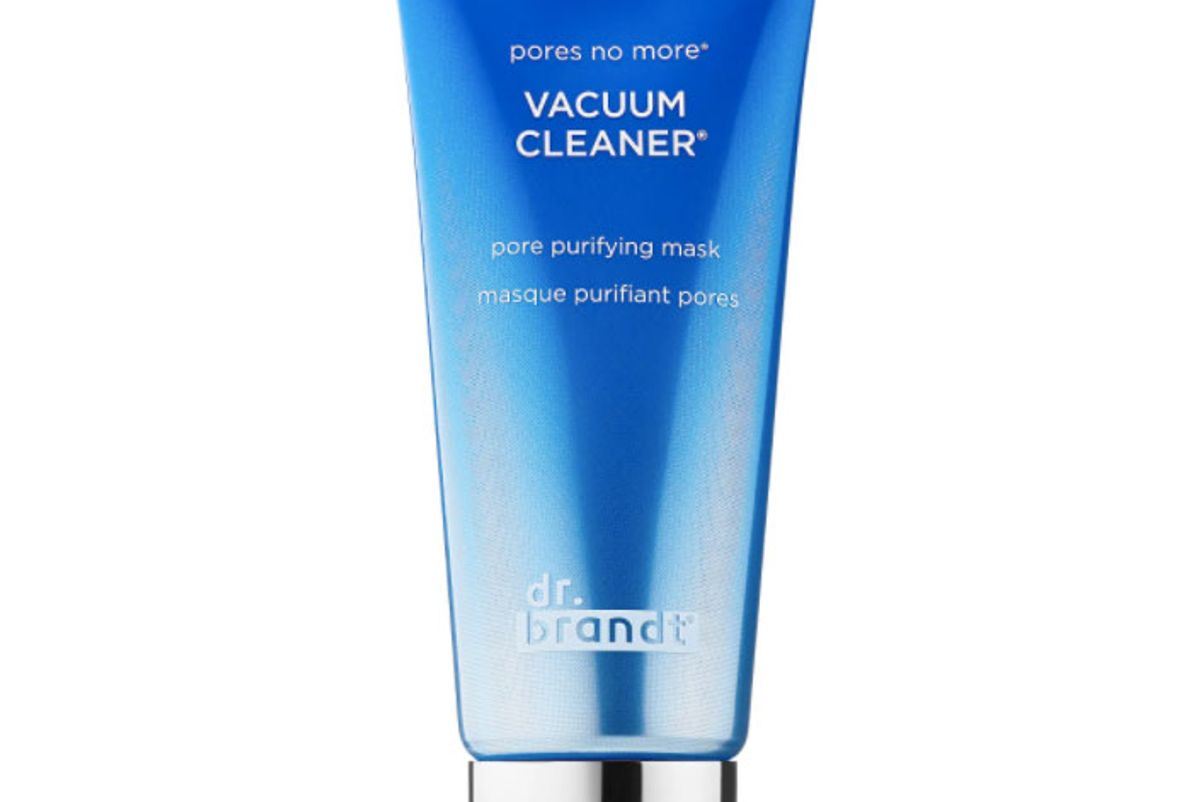 dr. brandt pores no vacuum cleanser pore purifying mask