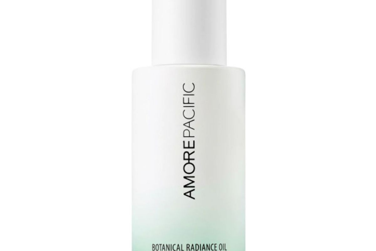 amore pacific botanical radiance oil