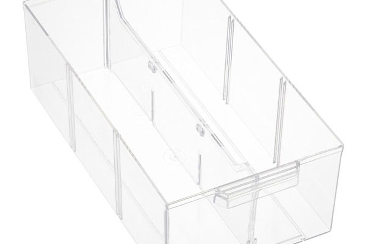 the container store stackable large shoe drawer