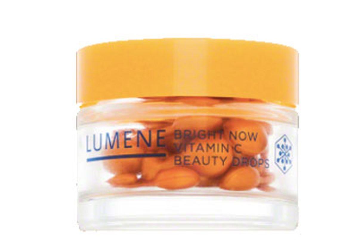 lumene bright now vitamin c beauty drops