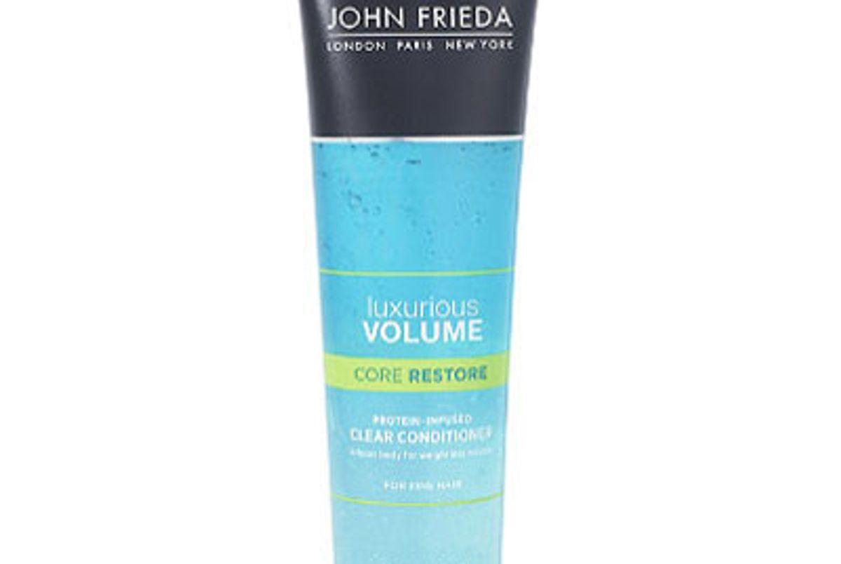 john frieda luxurious volume core and restore conditioner